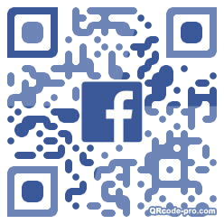 QR code with logo 1S080