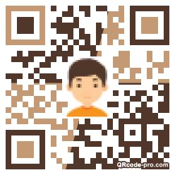 QR Code Design 1S3Q0