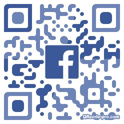 QR code with logo 1S490
