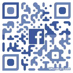 QR code with logo 1S4I0