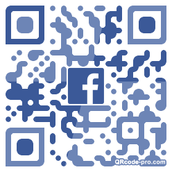 QR code with logo 1S4P0