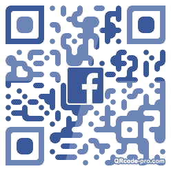 QR code with logo 1S8s0