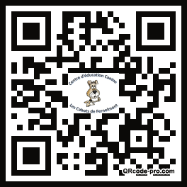QR code with logo 1SBX0