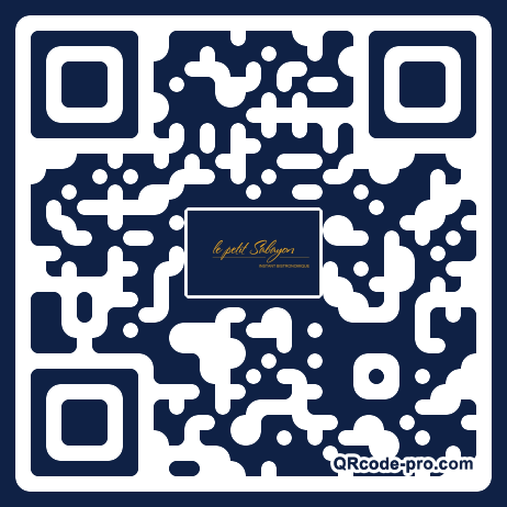 QR code with logo 1SEp0