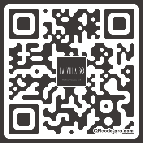 QR code with logo 1SFg0