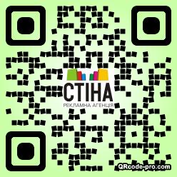 QR code with logo 1SHU0