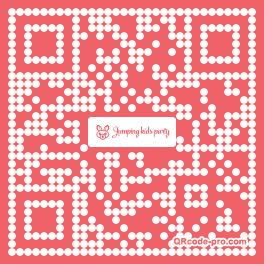 QR code with logo 1SJ70