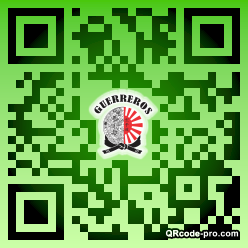 QR code with logo 1SJI0