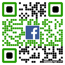 QR code with logo 1SKv0