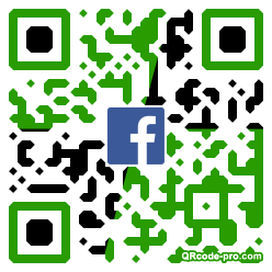 QR code with logo 1SKw0