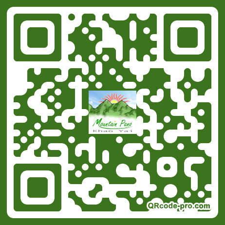 QR code with logo 1SNT0