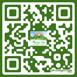 QR code with logo 1SNW0