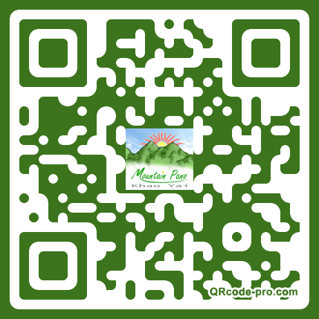 QR code with logo 1SNX0