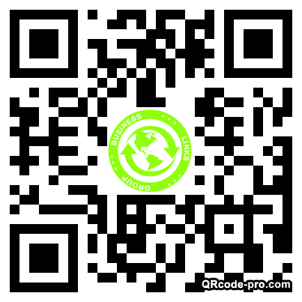 QR code with logo 1SNb0