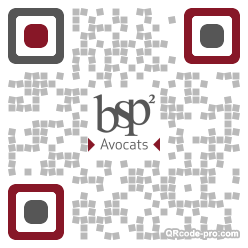 QR code with logo 1SOX0