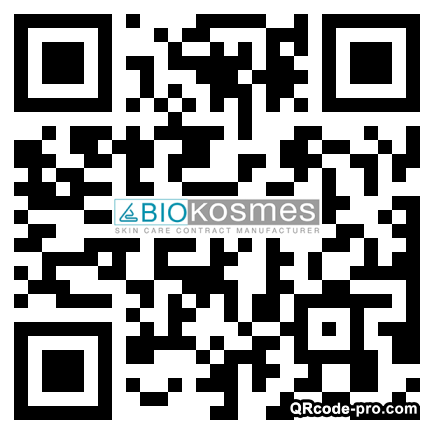 QR code with logo 1SPt0