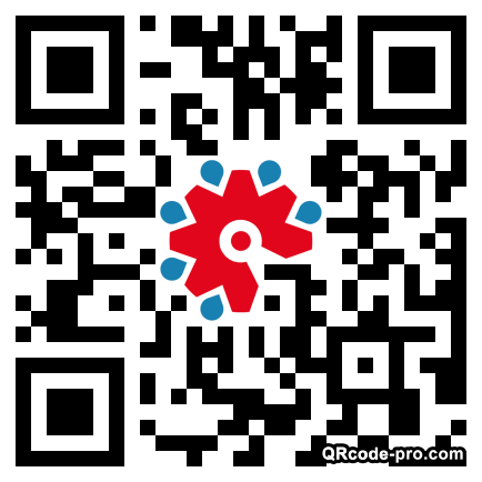 QR code with logo 1SSq0