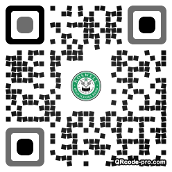 QR code with logo 1STh0