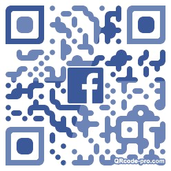 QR code with logo 1SV70
