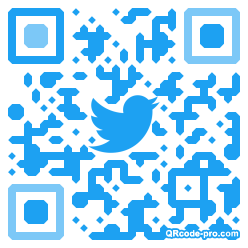 QR code with logo 1SVZ0