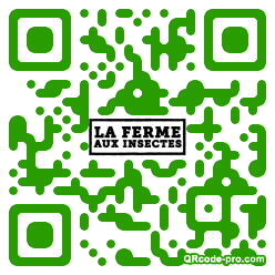 QR code with logo 1SW80