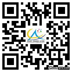 QR code with logo 1SWl0