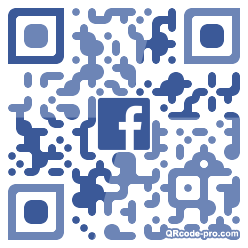 QR code with logo 1SZ20