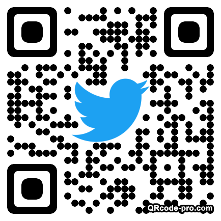QR code with logo 1Sc40