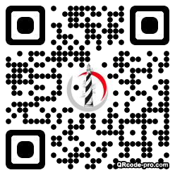 QR code with logo 1Shj0