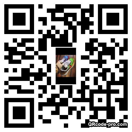 QR code with logo 1Sl90