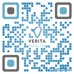 QR code with logo 1SlB0