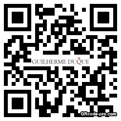 QR code with logo 1SoB0