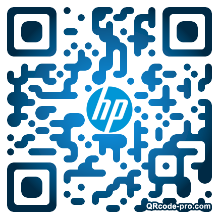 QR code with logo 1Sqn0