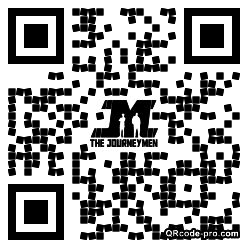 QR code with logo 1Sqt0
