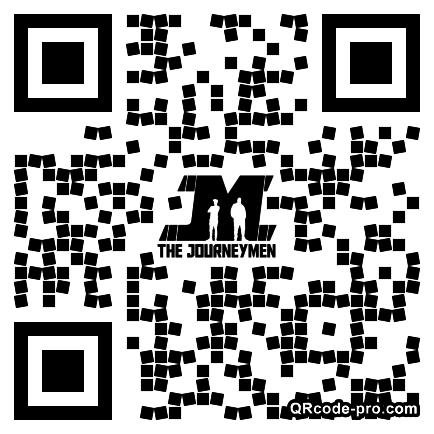 QR code with logo 1Sqt0