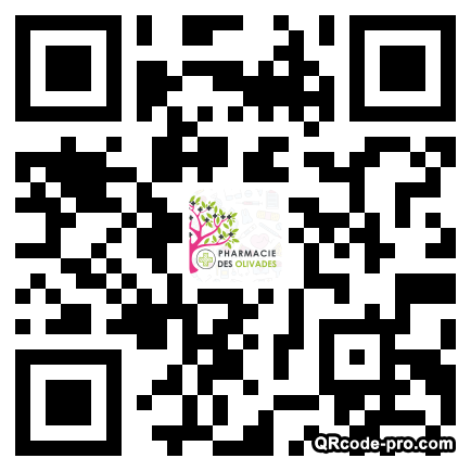 QR code with logo 1Sr20
