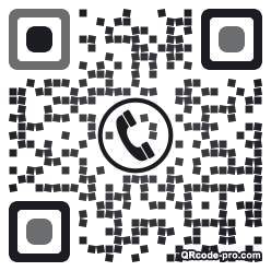 QR code with logo 1SuZ0