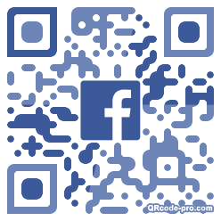 QR code with logo 1T000