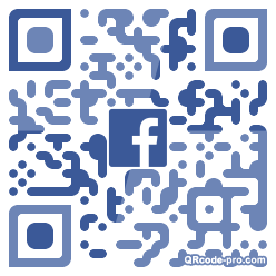 QR code with logo 1T0k0