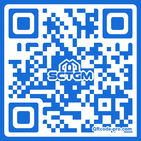 QR code with logo 1T1K0
