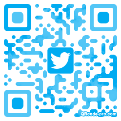 QR code with logo 1T1f0