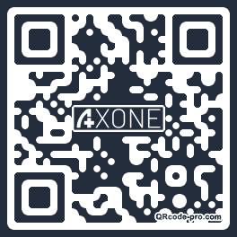 QR code with logo 1T440