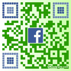 QR code with logo 1T470