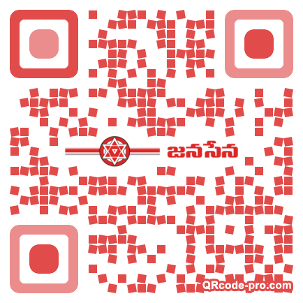 QR code with logo 1T4A0