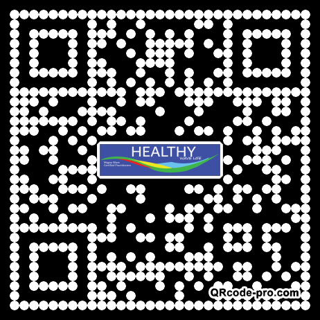 QR code with logo 1T5O0