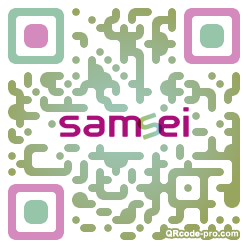 QR code with logo 1T5a0