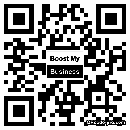 QR code with logo 1T6X0