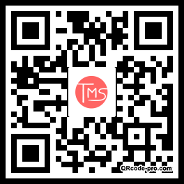 QR code with logo 1T6q0