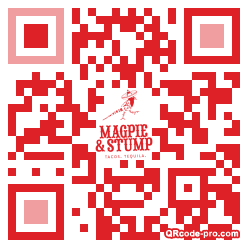 QR code with logo 1T7T0