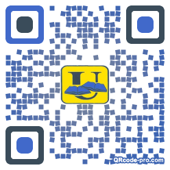 QR code with logo 1T7c0